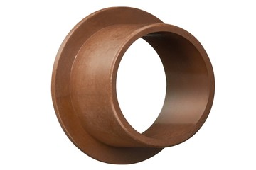 iglidur® H2, sleeve bearing with flange, mm