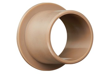 iglidur® A500, sleeve bearing with flange, mm