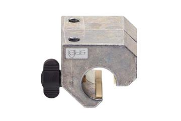 drylin® W pillow block with manual clamp WJRM-21-HKA