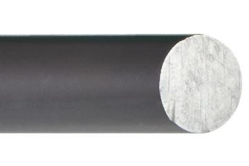 drylin® R aluminium solid and hollow shaft, AWMP