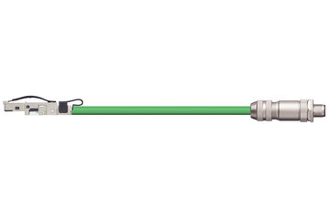 readycable® bus cable similar to B&R iX67CA0E41.xxxx, base cable PUR 12.5 x d