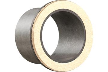 iglidur® SG03, flanged sleeve bearing and felt seal, mm