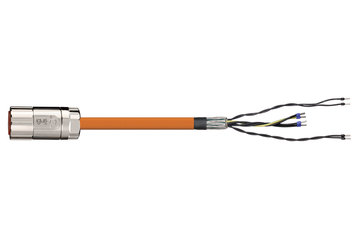 readycable® encoder cable similar to Elau E-MO-113 SH-Motor 2.5, base cable PVC 15 x d