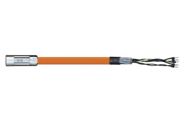readycable® motor cable suitable for Parker iMOK42, base cable PUR 10 x d