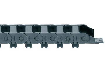 E2/000 Series 2600, energy chain, openable along the inner radius