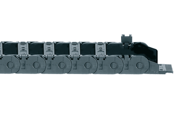 E2/000 Series 3500, energy chain, openable along the outer radius