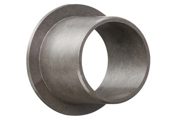 iglidur® G, sleeve bearing with flange, mm