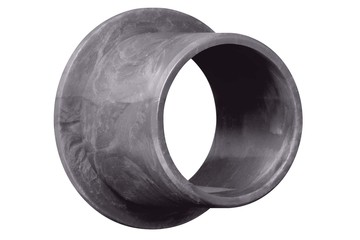 iglidur® J200, sleeve bearing with flange, mm