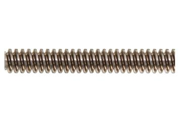 drylin® trapezoidal lead screw, right-hand thread, two start 1.4301 stainless steel