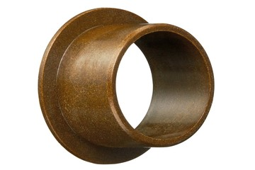 iglidur® Z, sleeve bearing with flange, imperial