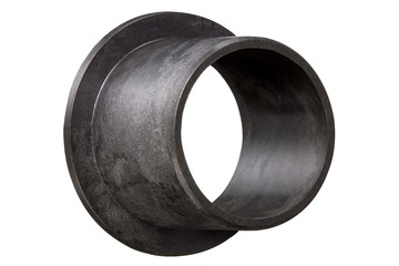 iglidur® UW500, sleeve bearing with flange, mm