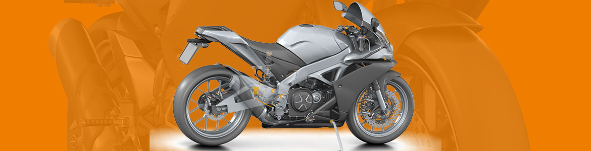 Solutions for motorcycles