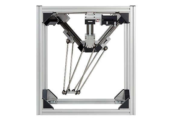Modular dry-tech® delta robot system