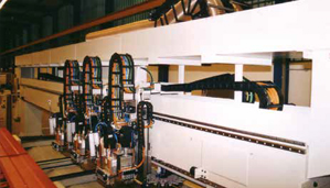 Wood processing machines