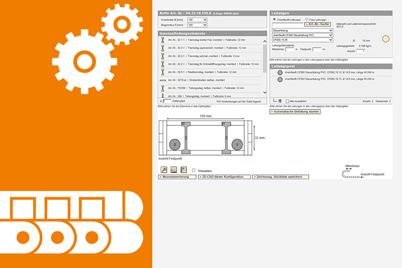 Online tools: simple online configuration