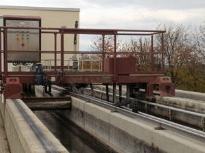 Image result for Waste Water Treatment Chain