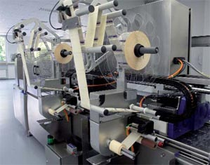 Thermo-forming packaging machinery