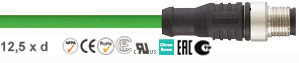 Chainflex® network technology assembled profibus cables