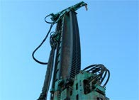Piling and drilling rigs