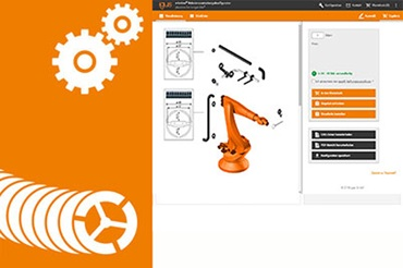 e-chains® robot equipment configurator