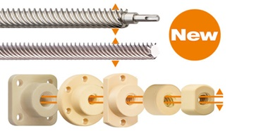 Extended dryspin high helix thread product range