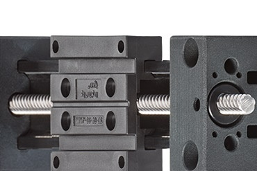 Cost-effective drylin SAWP linear unit of the econ series