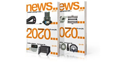 New products catalogue 2020