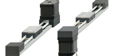 Low-profile linear axis with toothed belt drive, drylin ZLN-40 from igus