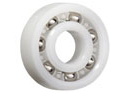 Grooved ball bearing - xirodur® B180 for the food processing industry