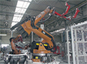 Robotic systems in automotive welding and assembly lines