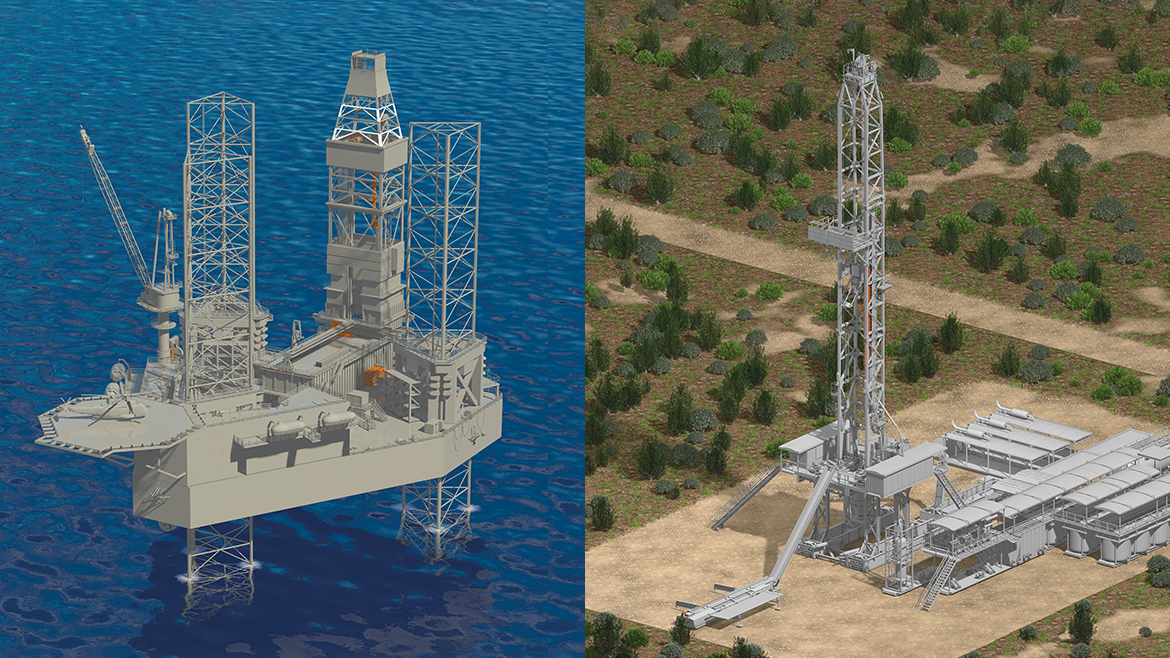 solutions for the offshore industry